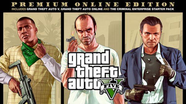 O site da Epic Games Store até caiu com a chegada do GTA V