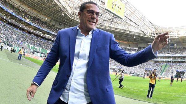 Luxemburgo no Palmeiras