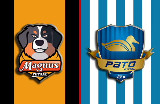 Magnus x Pato Liga Nacional de Futsal
