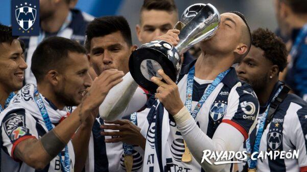 Monterrey se sagrou campeão mexicano do Apertura 2019