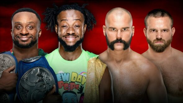 The New Day vs. The Revival