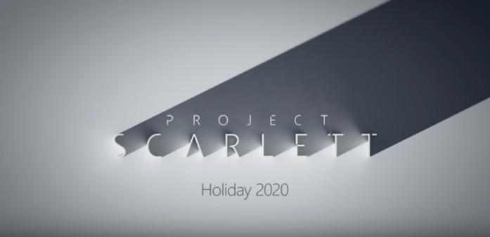 Xbox Scarlett tem lançamento previsto para o final de 2020, junto com o exclusivo Halo: Infinite