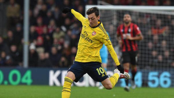 Arsenal Arteta Özil