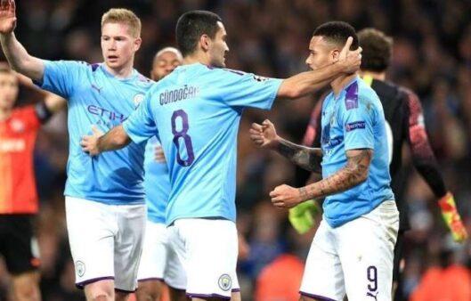 Confira O Provavel Manchester City Para Duelo Contra O Dinamo Zagreb