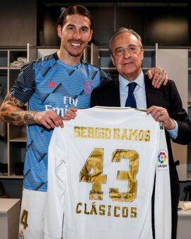 Reprodução / Facebook Oficial Real Madrid CF