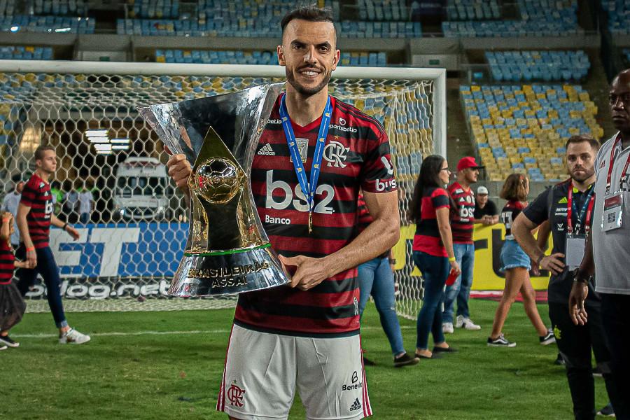 Rhodolfo reforçou seu desejo de ficar no Flamengo.
