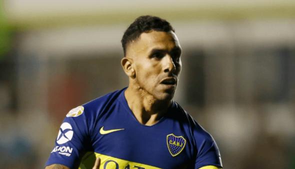 Tevez Messi Boca