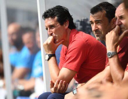 Unai Emery pode ser o novo técnico do Everton.
