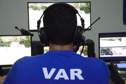 VAR foi utilizado no Brasileirão Série A 2019