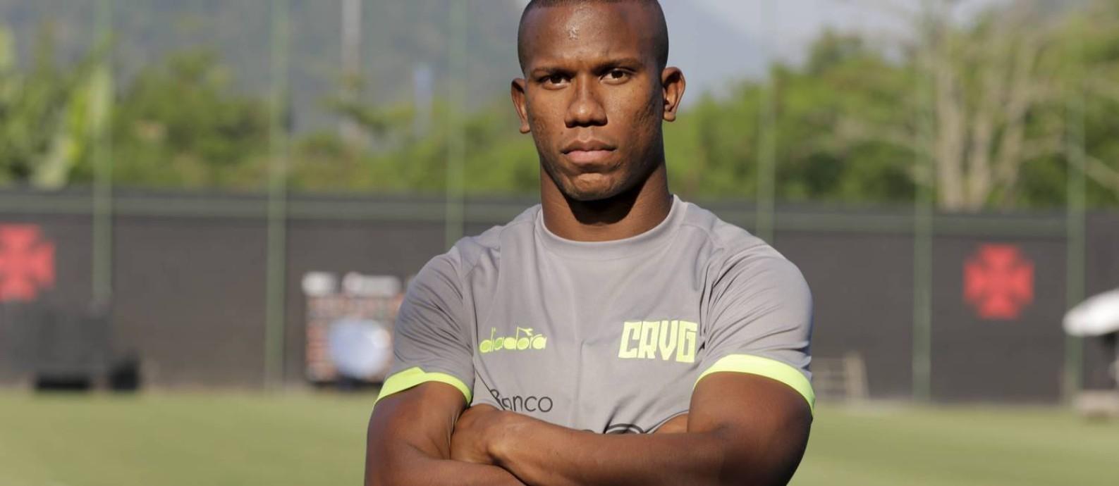 Lucas Ribamar no Vasco
