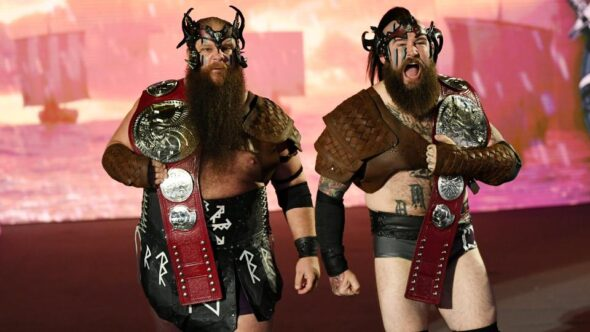Raw Tag Team Championship