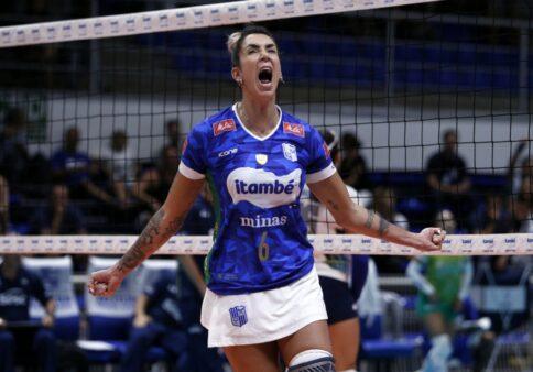 Superliga Feminina Minas x Volei Bauru
