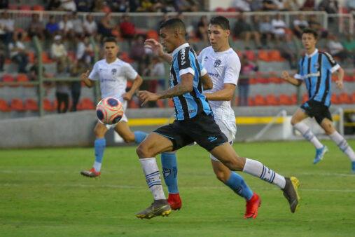 Grêmio estreou com vitória na Copinha 2020