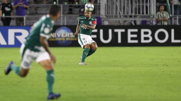 Felipe Melo no Palmeiras