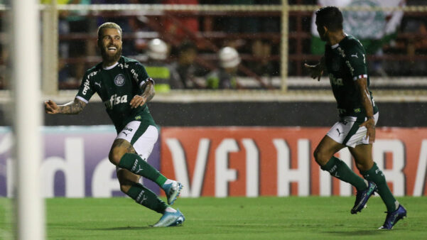 Lucas Lima no Palmeiras