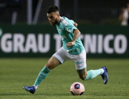 Palmeiras Lucas Lima