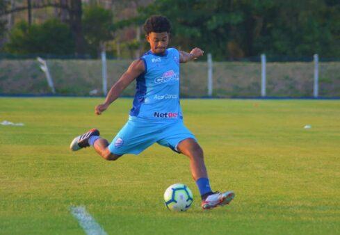 Warley pode pintar como reforço do Botafogo