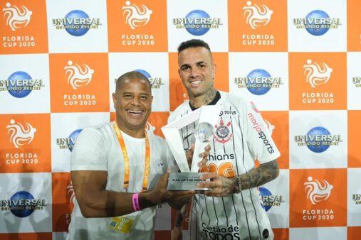 Reforços estrearam pelo Corinthians, com destaque para Luan