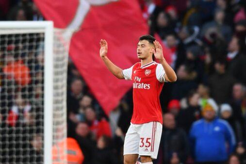 Arteta elogia Gabriel Martinelli empate Arsenal