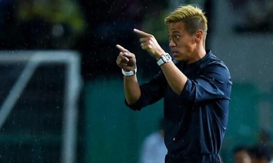 Keisuke Hona é o novo reforço do Botafogo