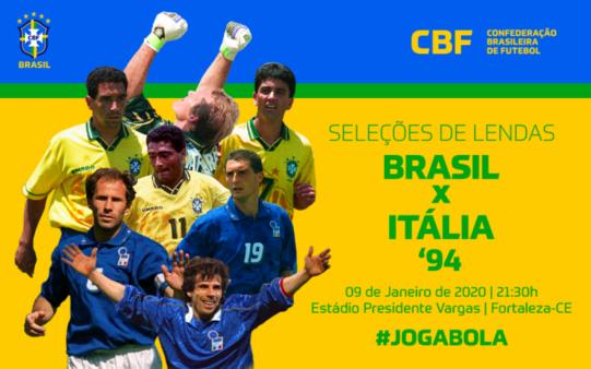 Brasil x Itália