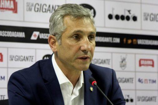 Campello falou sobre o elenco do Vasco.