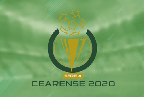 Resultado de imagem para FUTEBOL - CEARÁ -  CAMPEONATO CEARENSE LOGOS 2020