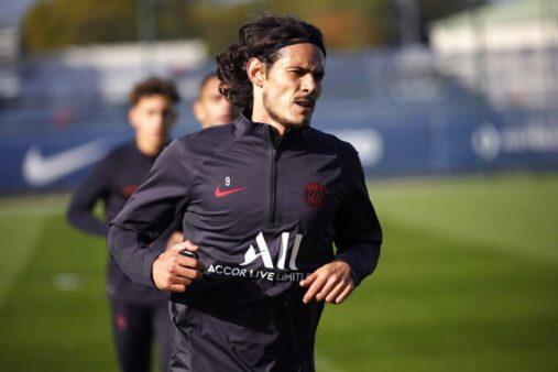 Cavani desfalque PSG Copa da Liga Francesa