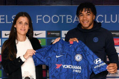 Chelsea renova com Reece James até 2025