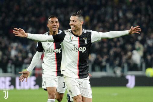 Cristiano Ronaldo Juventus Chuteira de Ouro