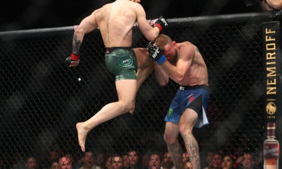 McGregor vs Cerrone UFC 246