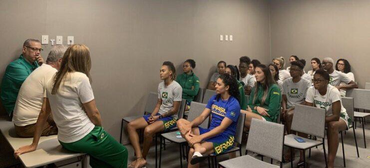 Basquete feminino Brasil seleção feminina