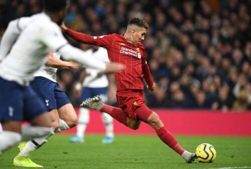 """Firmino não ficou satisfeito com a sua exibição diante do Tottenham: """"devia ter marcado mais gols"""""""