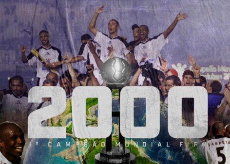Corinthians foi o primeiro time a conquistar o Mundial de Clubes