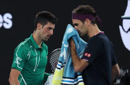 Federer x Djokovic