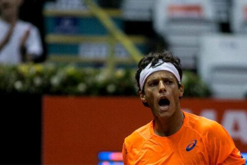 Feijão, ex-número 1 do Brasil, foi suspenso para sempre do Tênis