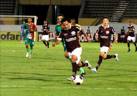 Ferroviária x Petrolina - Copa São Paulo Júnior 2020