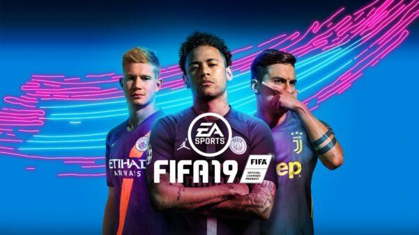FIFA 19 lista dos games de maior receita em 2019.