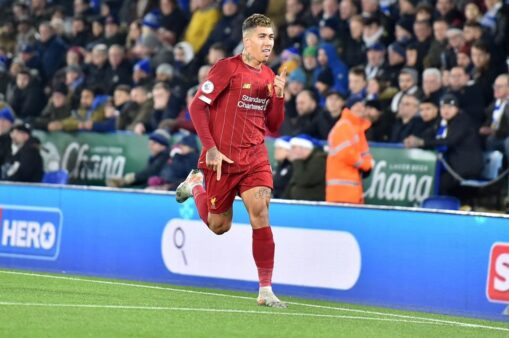 Alisson frisou importância de Firmino para o Liverpool.