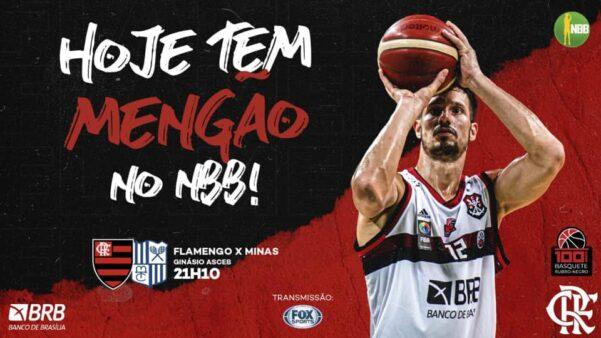 Flamengo e Minas