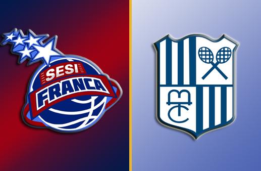 Franca x Minas Copa Super 8 de Basquete