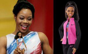 Barbie atletas boneca