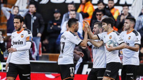 Gabriel Paulista provável escalação Valencia contra o Real Madrid Supercopa da Espanha
