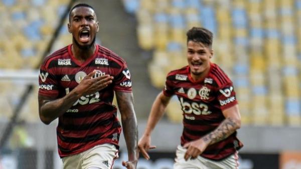Jogadores do Flamengo mandaram recado contra o coronavírus