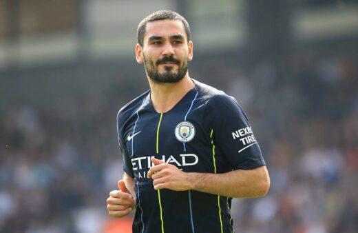 Ilkay Gundogan não vê razão para deixar o Manchester City tão cedo