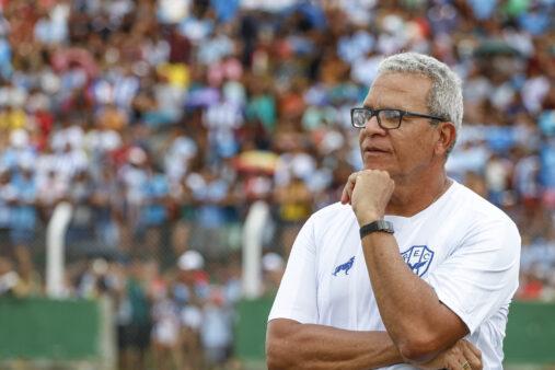 Hélio dos Anjos, técnico do Paysandu