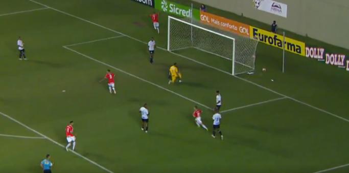 Internacional 3 X 1 Corinthians Melhores Momentos Copa Sao Paulo