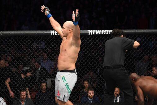 Júnior Cigano vs Curtis Blaydes UFC Raleigh