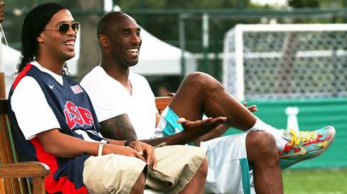 Kobe Ronaldinho