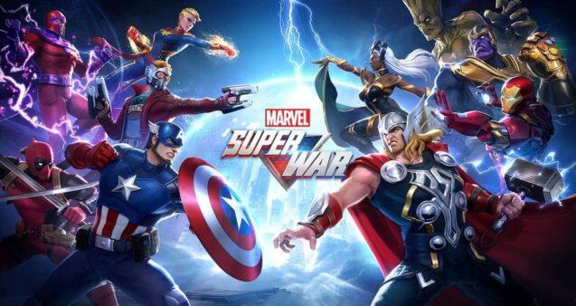 Marvel Super War é o MOBA com os heróis e vilões da editora